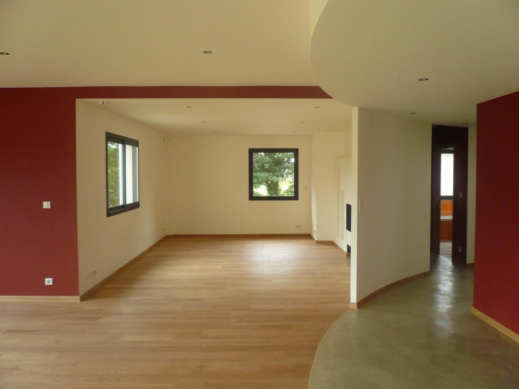 am nagement forestier par maiseau maison d 39 architecte. Black Bedroom Furniture Sets. Home Design Ideas