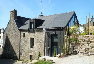 Aménagement/extension habitation Brienne, par MAISEAU