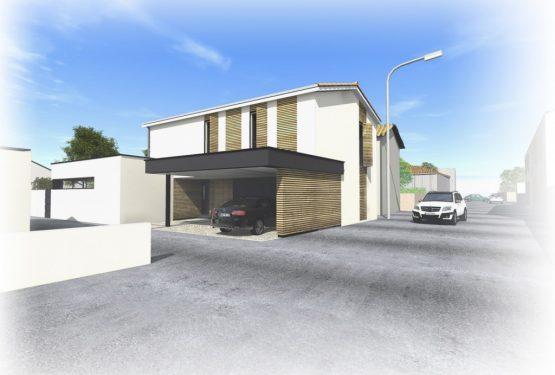 Construction d'une maison à Clisson, par ATELIER 14
