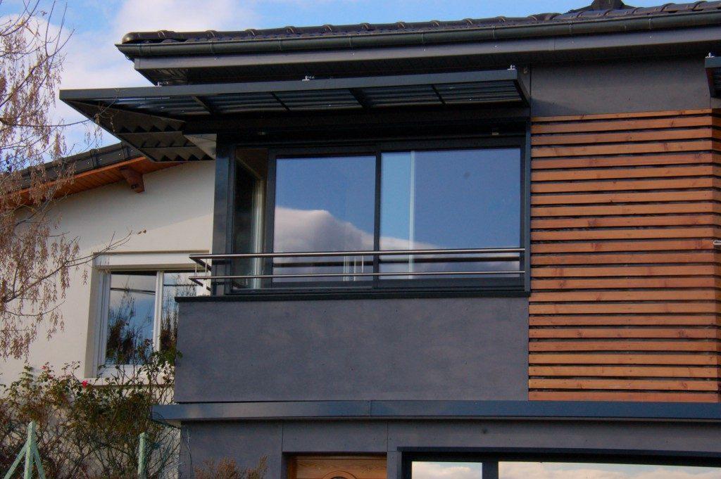 Extension D'Habitation En Ossature Bois, Par Esquisse Architectes