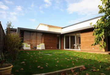 Extension et rénovation d'une maison à Gétigné, par ATELIER 14