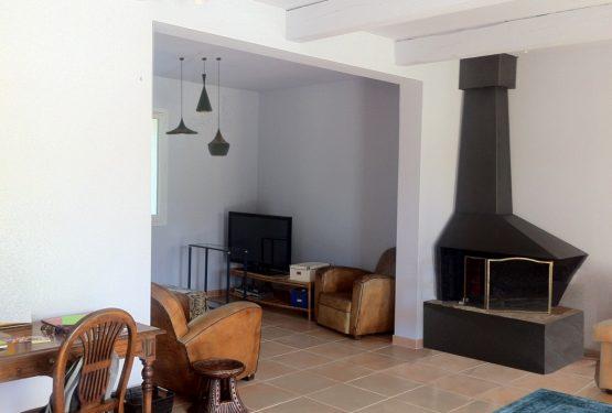 Home staging d'un villa aixoise, par Sarah FORGUES