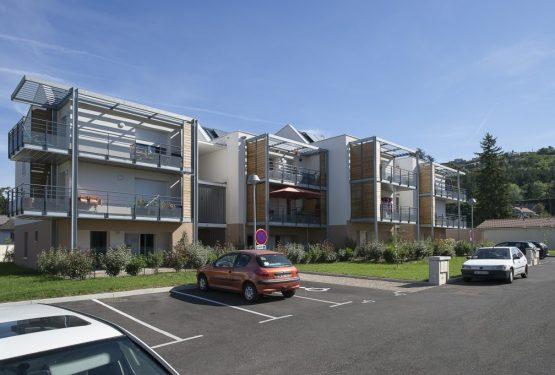 L'Armagnasse – Construction de 33 logements en éco-quartier, par XXL ATELIER