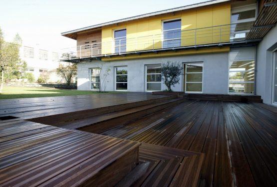 Gironde maison d 39 architecte for Architecte bordeaux maison individuelle