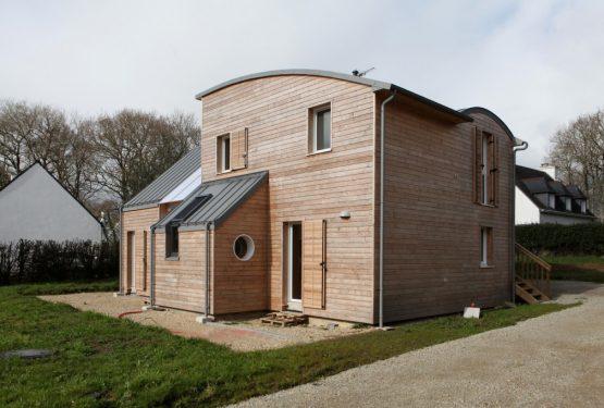 Patrice bideau architecte dplg maison d 39 architecte - Patrice bideau architecte ...