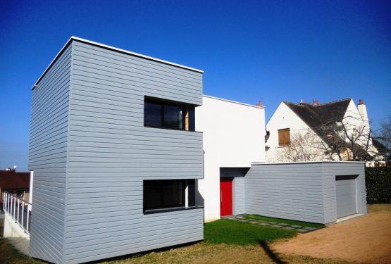 Maison M BOURDIN -Néris les Bains, par ARCHITECTURE & DESIGN
