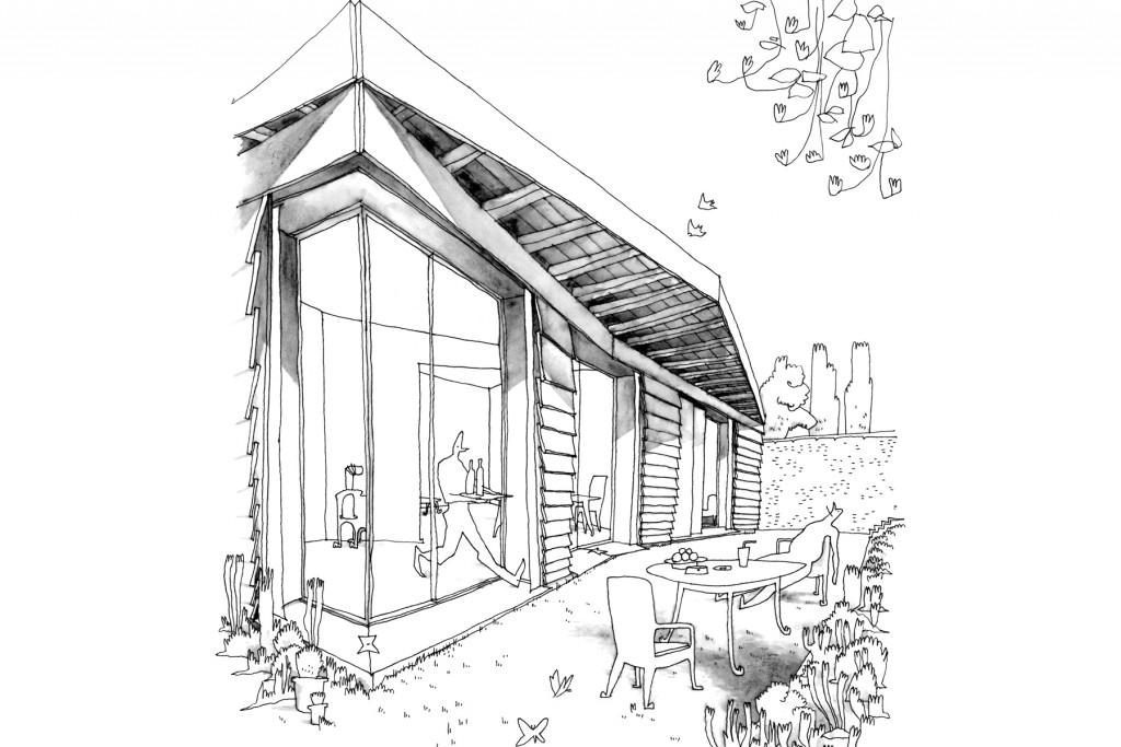 T Architecture Sarl Of Maison P C Ap L Ill Ss On I Yzeure I Bioclimatique Bbc