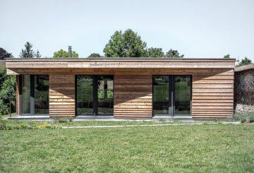 Maison P(c)ap(l)ill(ss)on I Yzeure I bioclimatique, BBC effinergie, par Guillaume Ramillien Architecture SARL