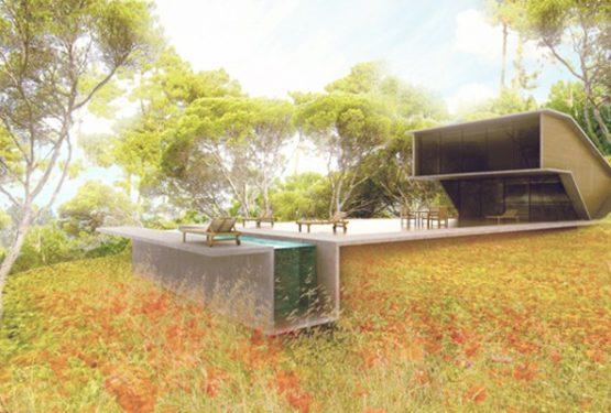 Vue ext rieure page 5 maison d 39 architecte for Architecte sanary sur mer