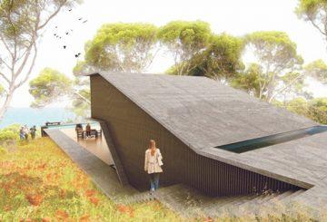 Maison VI à Sanary-sur-Mer, par Florent Doux Architecte