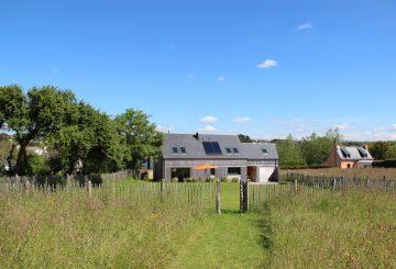 Maison bioclimatique, par LEGAL
