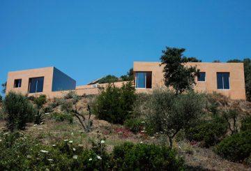 Maison comtemporaine «Villa Isaky», par FRANCESCHI