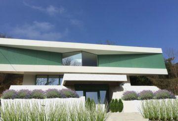 Maison en bord de seine à Thomery Seine & Marne, par SUSINI
