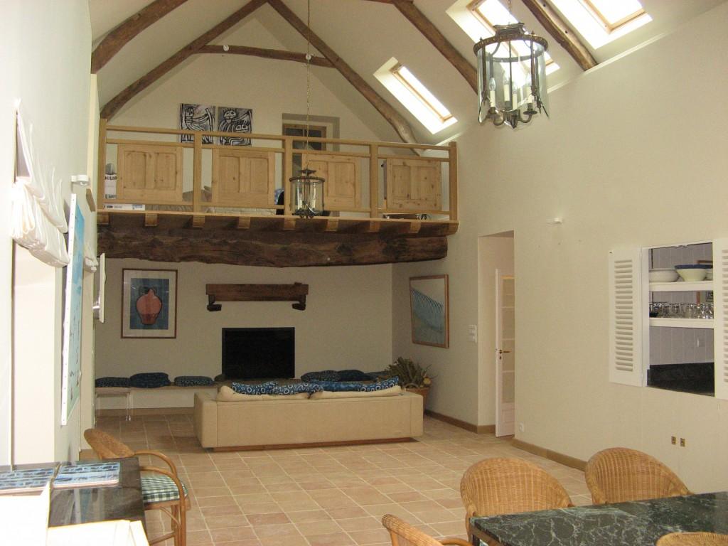 renovation d une longere par gross quelen maison d 39 architecte. Black Bedroom Furniture Sets. Home Design Ideas