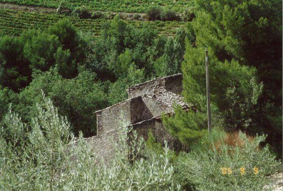 Restauration d'une Bâtisse traditionnelle en pierre à Vinsobre, par FABRE ARCHITECTE EURL