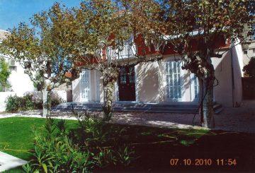 Restructuration -Villa à la  Pointe rouge, par FABRE ARCHITECTE EURL