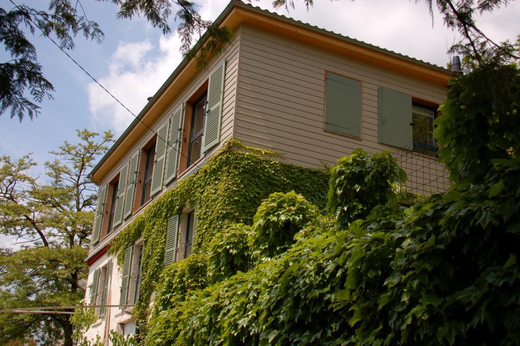 surelevation d une habitation par esquisse architectes maison d 39 architecte. Black Bedroom Furniture Sets. Home Design Ideas