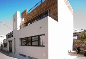 So'House – maison de style industriel à Saint-Ouen, par SOF Architectes