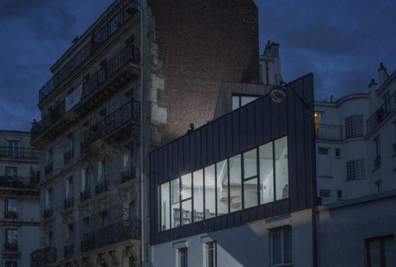 Surelevation d'une maison individuelle, par BUMP architectes