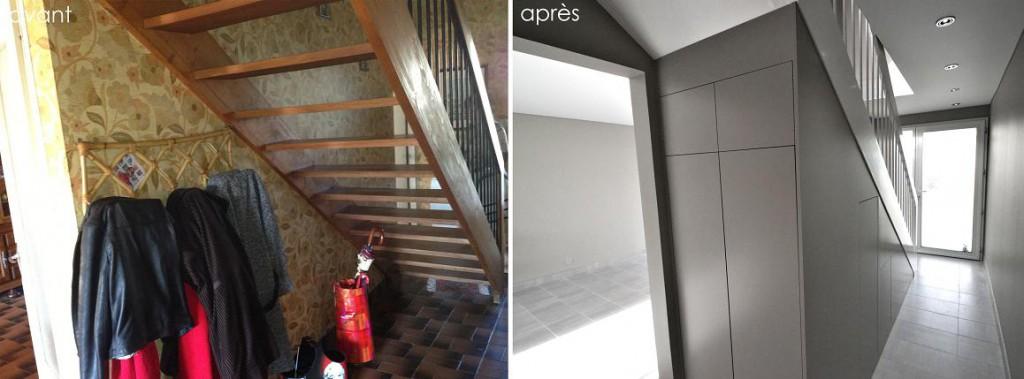 transformation compl te d une maison des ann es 70 par relooking d co actuel maison d 39 architecte. Black Bedroom Furniture Sets. Home Design Ideas
