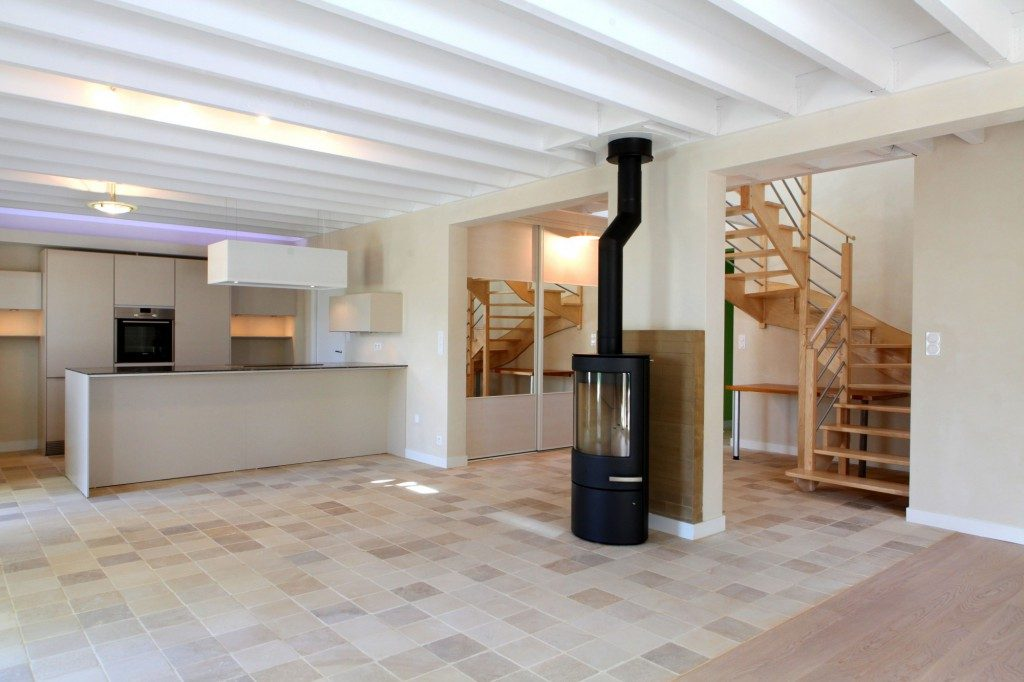 Une maison bioclimatique auray morbihan par patrice bideau arc - Patrice bideau architecte ...
