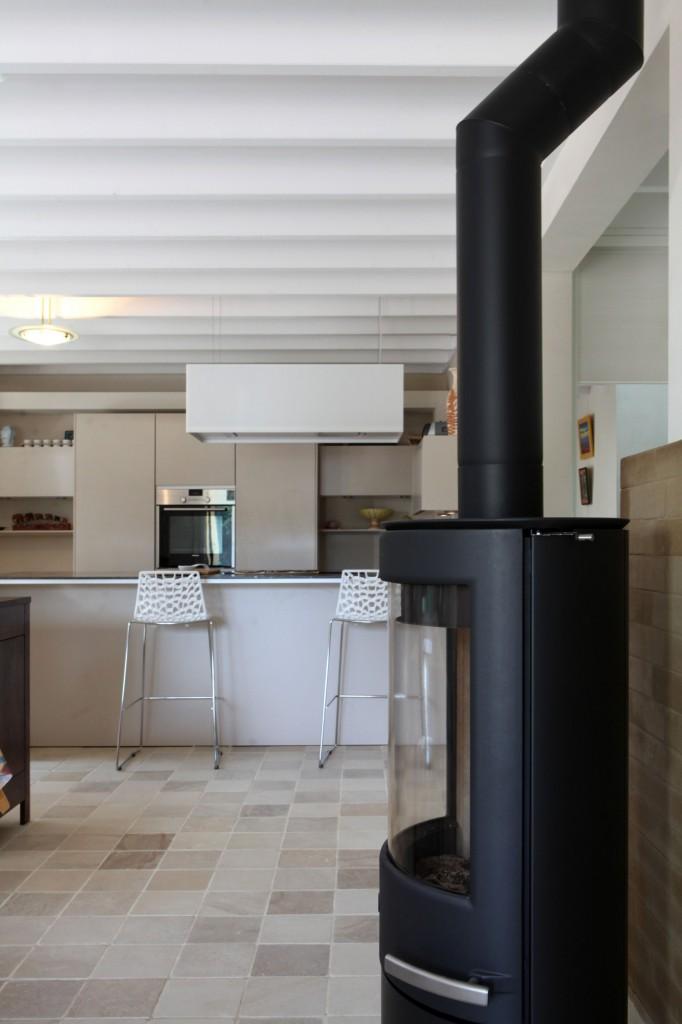 une maison bioclimatique auray morbihan par patrice bideau architecte dplg. Black Bedroom Furniture Sets. Home Design Ideas