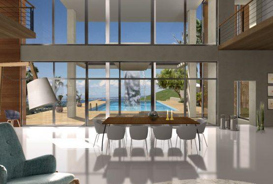 Villa-moderne-à-Cannes.-Architecture-épurée-ALPHA-ARCHITECTURE-1