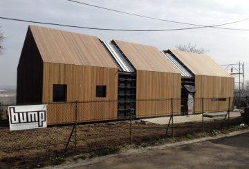 restructuration partielle / consctruction d'une maison individuelle BBC, par BUMP architectes