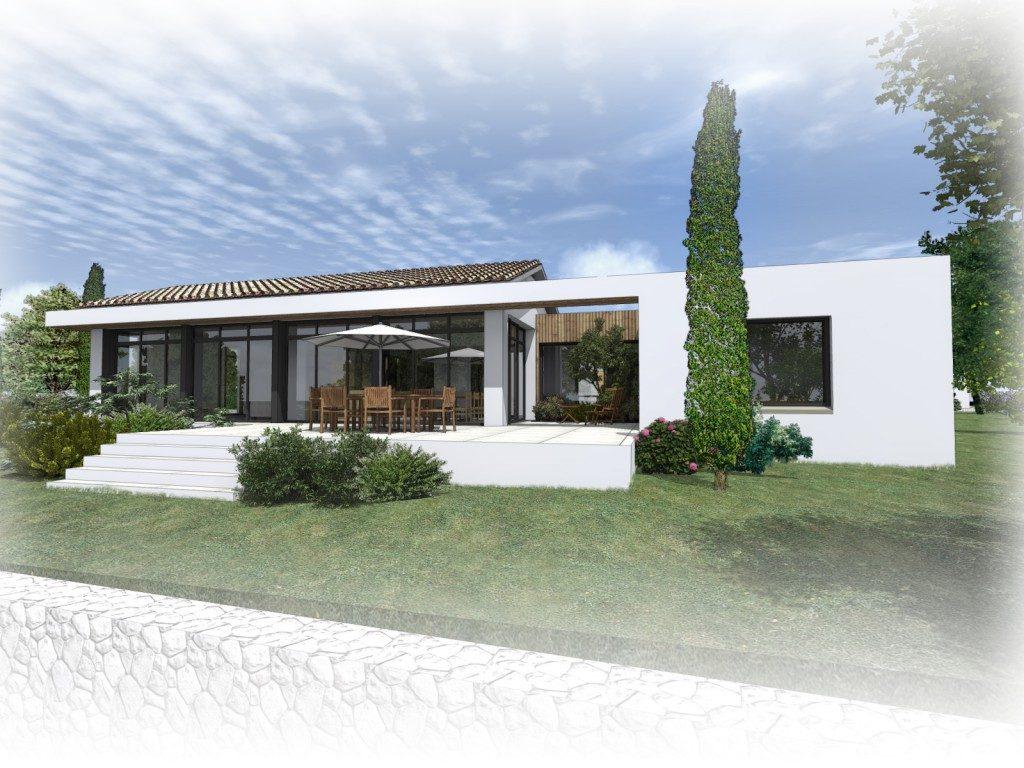 Faire construire sa maison par un maitre d oeuvre maison - Faire construire sa maison par un architecte ...