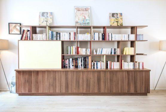 Rénovation de la pièce à vivre. Maison MAT à Bordeaux, par Agence hivoa