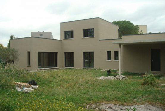 CONSTRUCTION D'UNE VILLA – TOULOUSE, par PRATVIEL