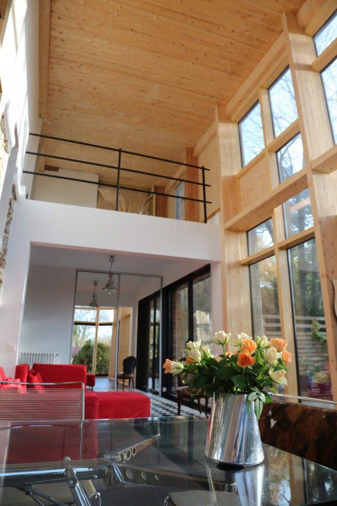 maison 1910 r novation bbc par catherine bonnier architecte dplg maison d 39 architecte. Black Bedroom Furniture Sets. Home Design Ideas