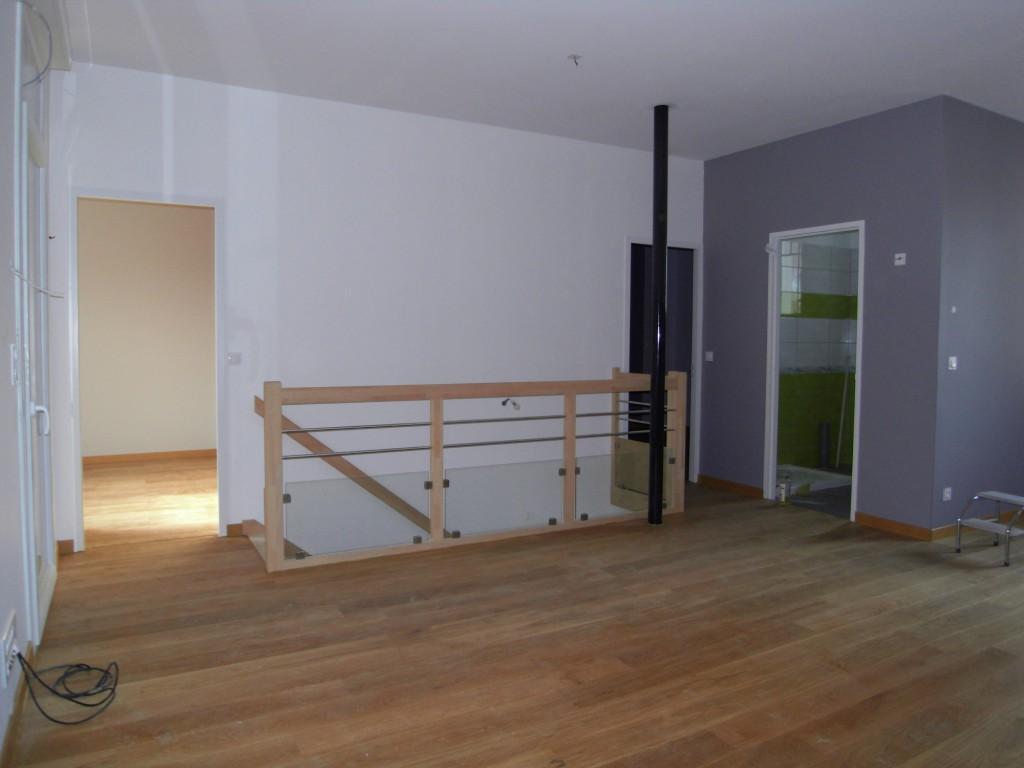 Renovation d une maison de ville toulouse par pratviel for Renovation petite maison de ville