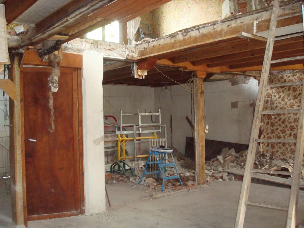 Renovation d une maison de ville toulouse par pratviel maison d 39 arch - Renovation d une maison de ville ...