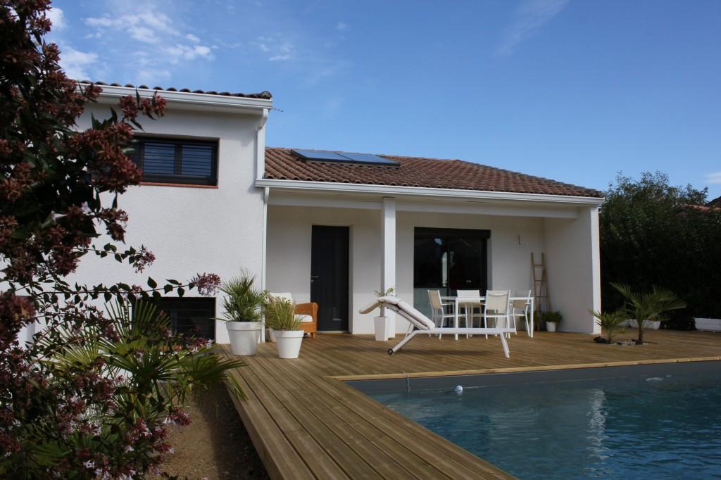 renovation d une villa des ann es 80 toulouse par pratviel maison d 39 architecte. Black Bedroom Furniture Sets. Home Design Ideas