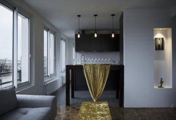 Appartement | Quartier Médiathèque, Nantes, par ARTICLE 35