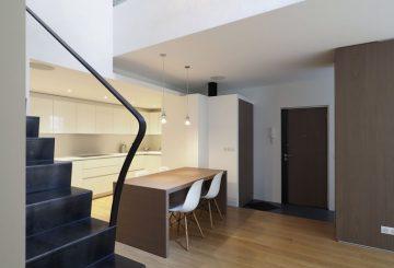 Création d'un duplex de 150 m² à Paris 17 ème, par Fabrice Commerçon