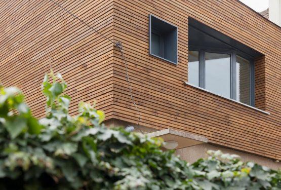 Emilie B – Surélévation d'un pavillon en banlieue parisienne, par Just'n'Nousse Architecture