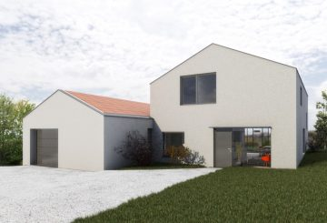 Maison individuelle à Brignais, par FORMIDABLE architectes