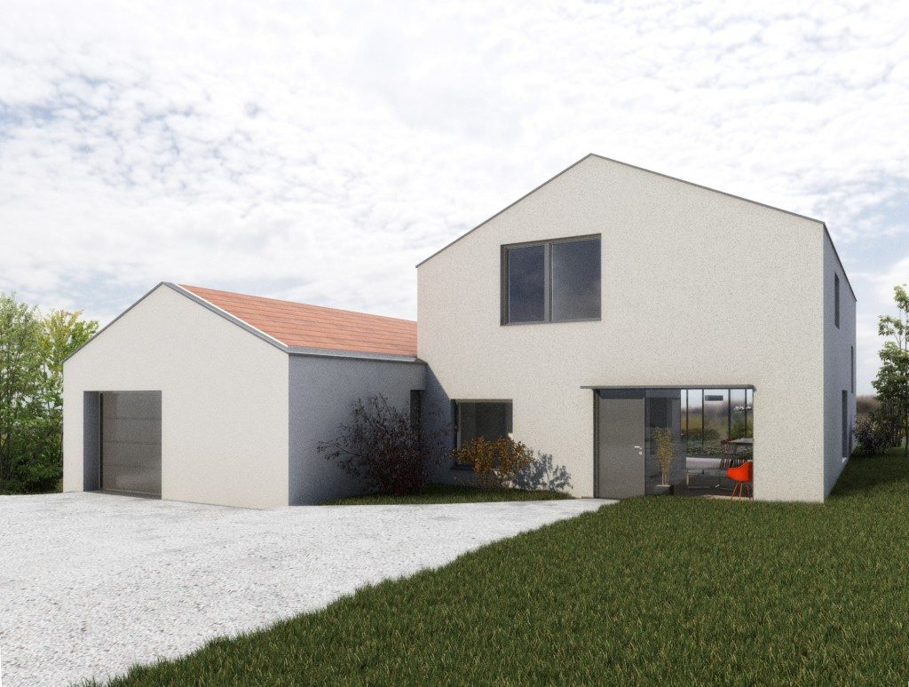 Good formidable architectes with maison des architectes for Acheter maison brignais