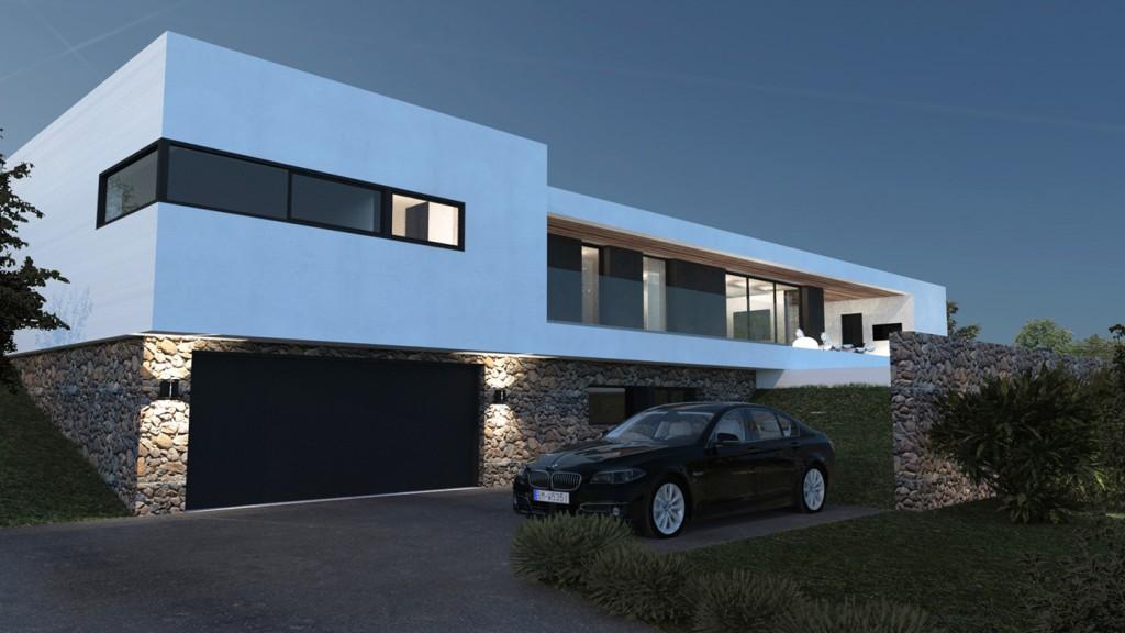 Ideal Maison moderne Aix-en-Provence, par Jy Arrivetz architecte  JP54