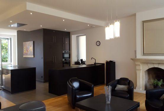 Rénovation d'un appartement de 170m², par Cyril Curto Architecte ALES