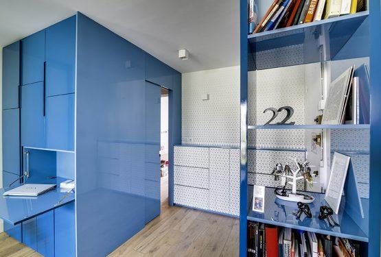 Rénovation totale d'un appartement Parisien, par Bénédicte Montussac – BMAI