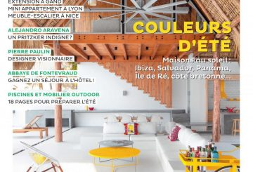 ARCHITECTURES À VIVRE n°89 • NOUVELLE FORMULE, par À vivre Magazine