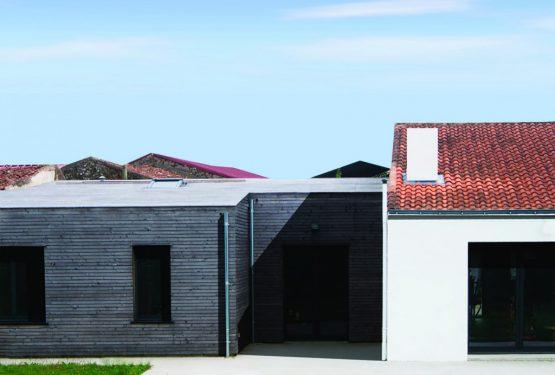 PROJET L: Réhabilitation et Extension d'une maison individuelle, par PLAST Architectes