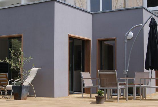 PROJET M: Extension d'une maison individuelle, par PLAST Architectes