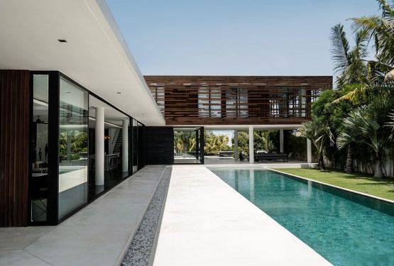 Villa V – Villa design à Bali, par Jy Arrivetz architecte