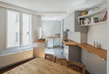 MICHODIERE, Restructuration d'un appartement, par FLORENCE GAUDIN ARCHITECTE