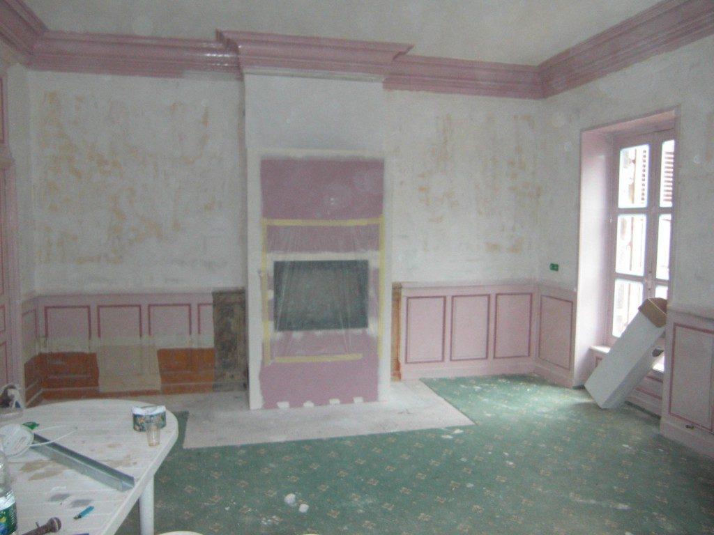 Projet de r novation d une maison ann e 30 au breuil sur for Dec design interieur