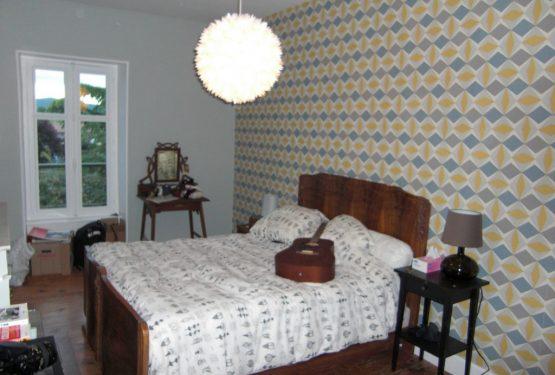 Projet de rénovation d'une maison année 30 au Breuil sur Couze, par Homedag Design Intérieur